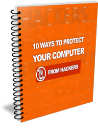 10 ways to protect your computer from hackers